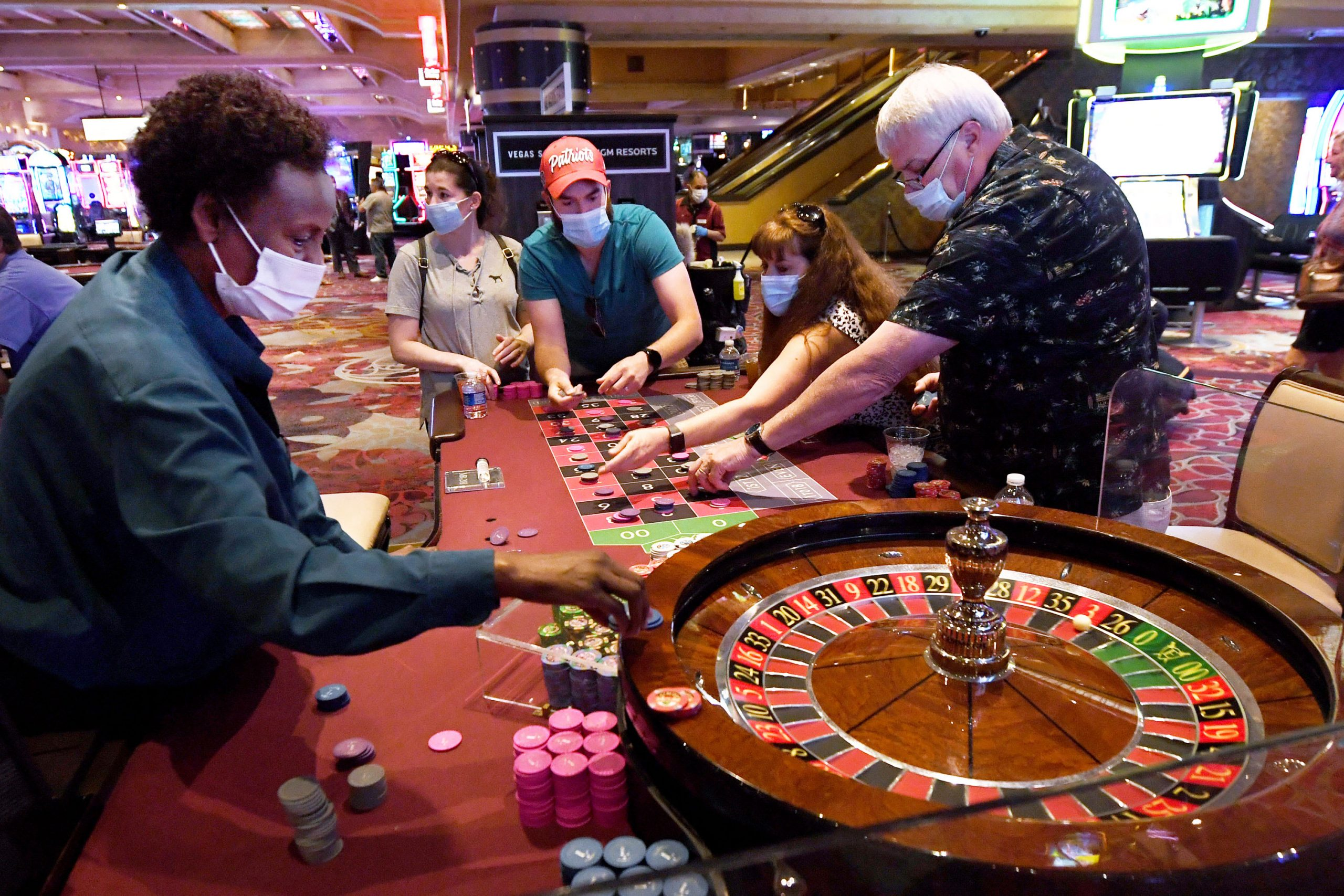 By No Ways Withstand From Casino Once Again