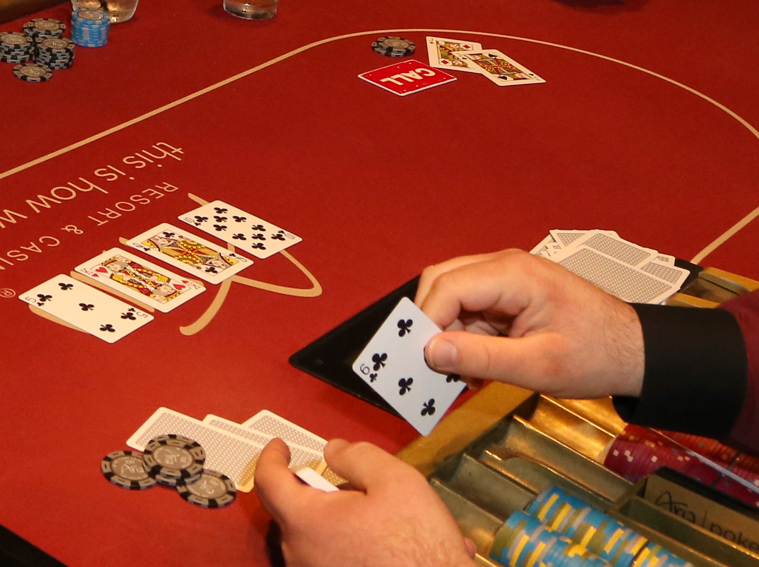 Online Gambling The Story